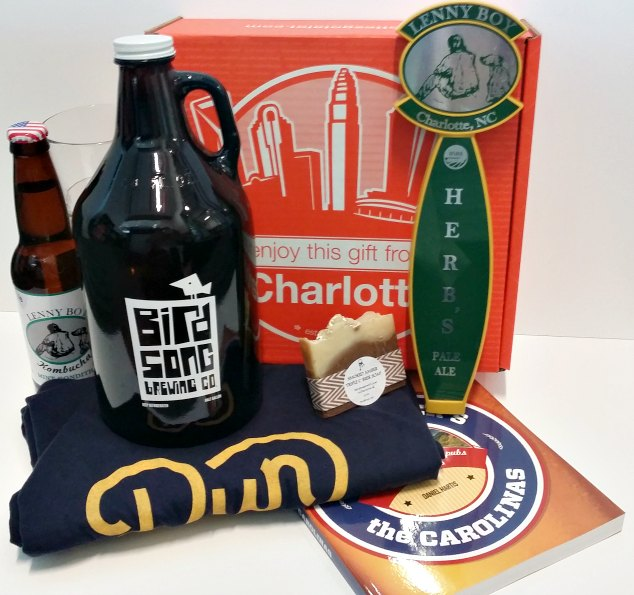 #CLTBeer Giveaway on HandmadeNC