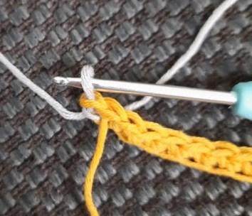 veranderen van kleur tijdens de foundation ketting