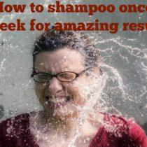 shampoo-once-a-week