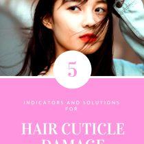 hair cuticle damage