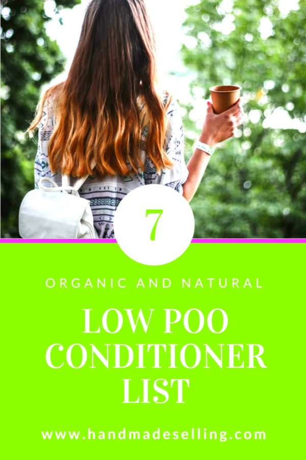How to Make a Low Poo Conditioner List for Remarkable Hair