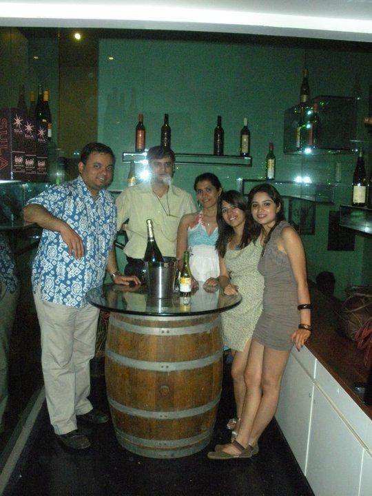 Sula wine barrel stave crafts furniture