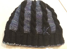 Stormy Weather Hat