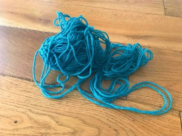 かぎ針編み 長編みの減らし目は?どうやればいいの?