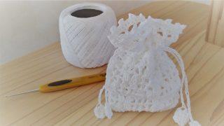 レース編みでのくさり編み・わ編み・長編み・細編み・玉編み・方眼編み・ふち編み・ピコット編み それぞれの特徴について詳しく紹介!