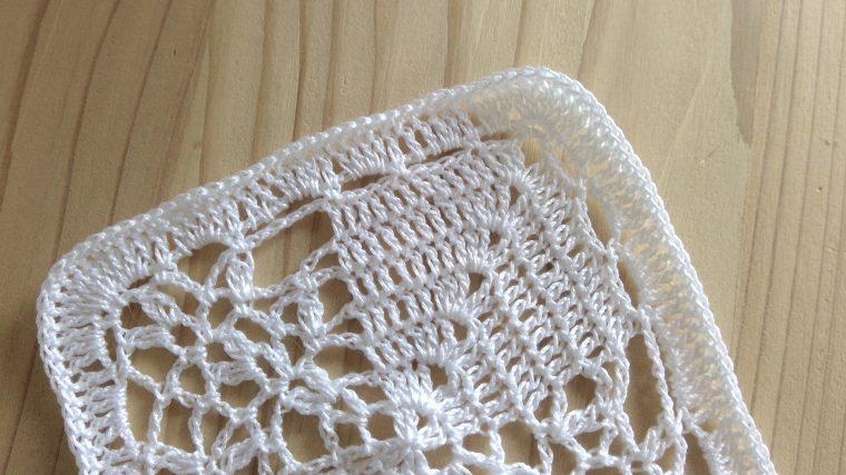 レース編みの長編みとは?