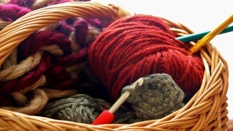 棒編みの道具って?用意すべきものとあると便利なものを紹介!