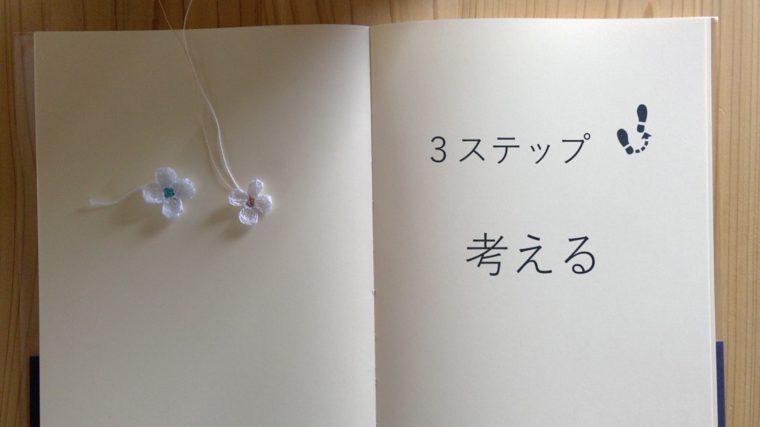 3ステップ→ワクワク♪糸の素材選び