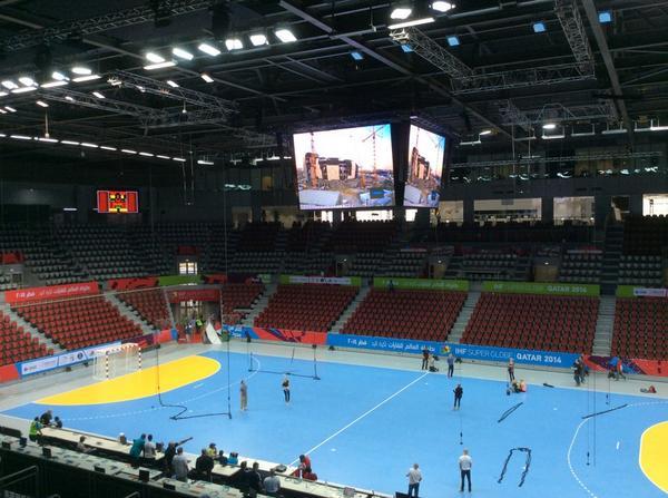 qatar arena