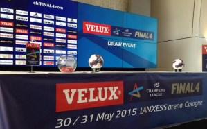 ehf cl - final4 - 2014/2015