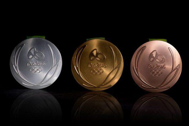 medailles rio