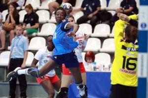 Dyenaba Sylla - FRA TUN - Mondial 2016 junior F