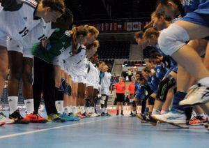France - Kazakhstan IHF 2016 U18 jeunes F