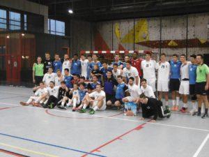 France jeune - Hongrie tignes 2016