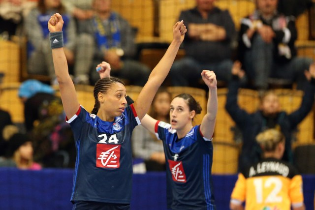 Crédit photo : S. Pillaud / FFHandball