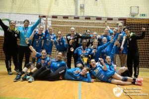 Krim et Kamdop champions de Slovénie