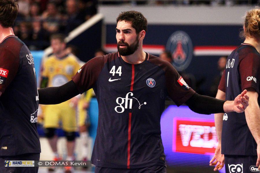 Nikola Karabatic suspendu six matchs — Paris truqués