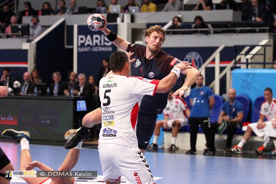 Montpellier-Skopje et Nantes-PSG en demi-finales du Final Four