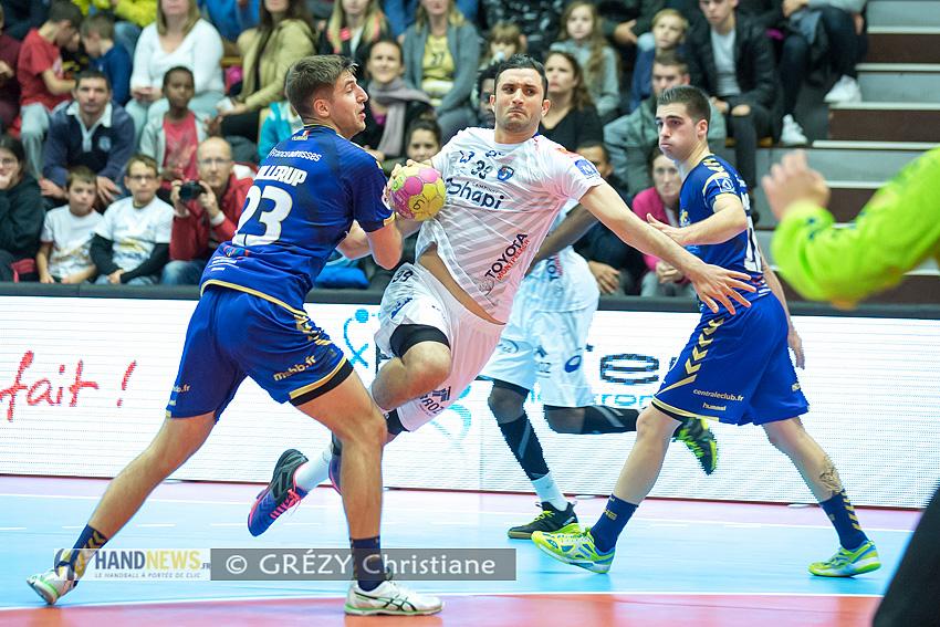 Le Tunisien Mohamed Soussi prolonge avec Montpellier — Handball