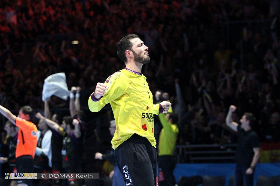 Nantes se paie le Barça et conforte sa 2e place — Hand