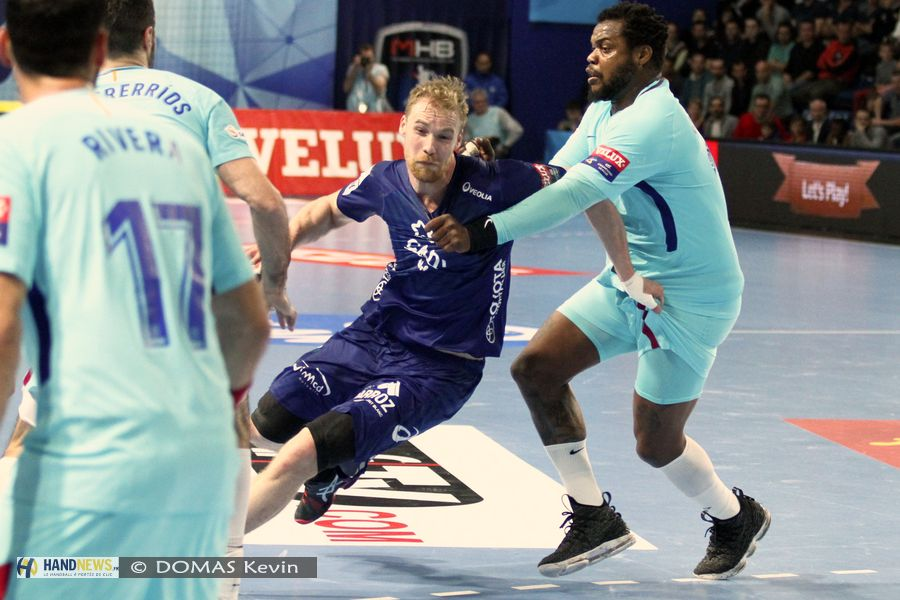 Ligue des champions: Nantes s'offre le Final Four