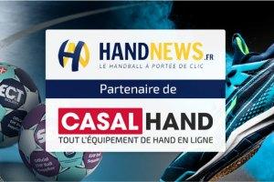 Casal Hand s'associe à HandNews