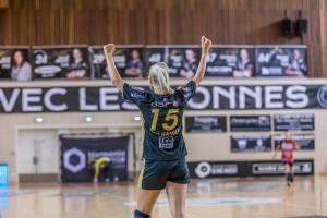 Ulrika Toft Hansen indisponible deux mois