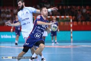 Valence, Cesson et Limoges à deux victoires