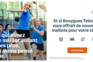 Bouygues Telecom s'engage auprès des clubs amateurs
