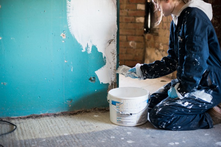 Re-decorating and Renovation at Abbeydale Picture House