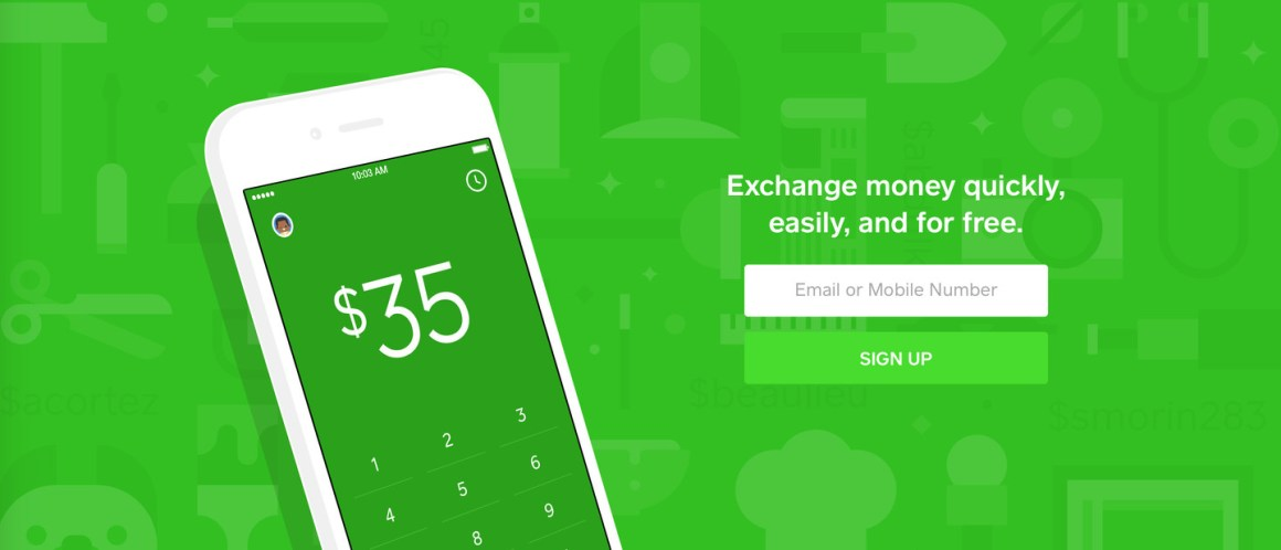 Image result for PAY WITH CASH APP DESIGN