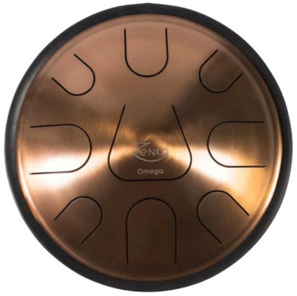 スチールトングドラムゼンコー • Zenko Omega • 9和音モデル 32 cm • フランス製