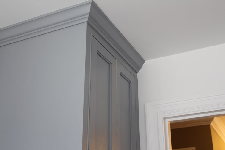 Handrahan Remodeling millshop professionals can create custom trim to match your existing trim in any space