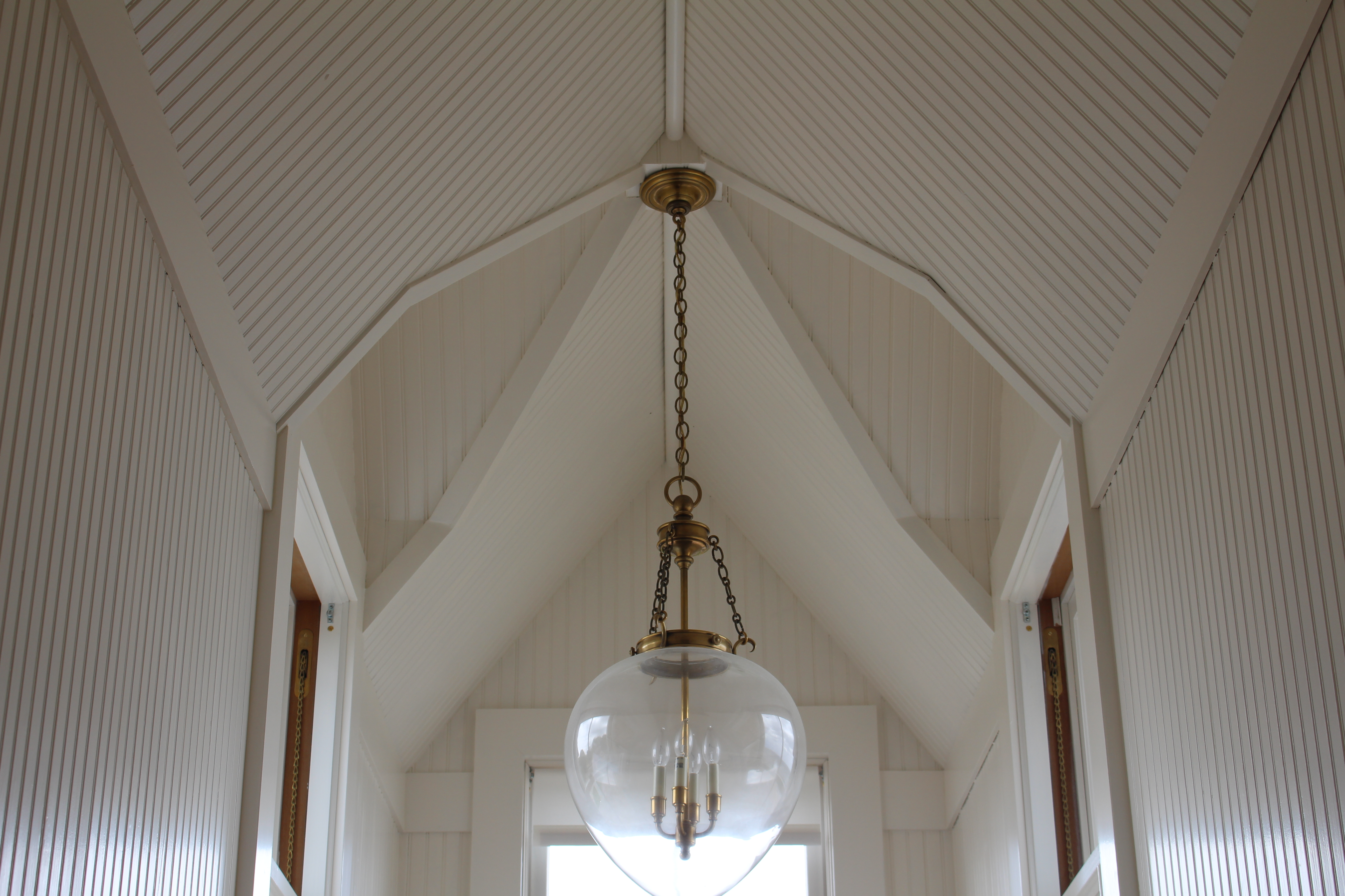 Stunning customized arched ceilings