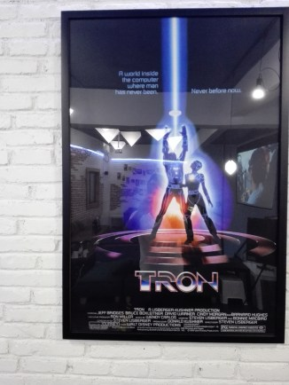 No VR without a Tron Reference !