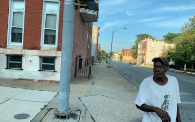 A tour of Baltimore: What do you see?