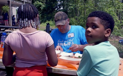 Registration Open for GA224 Hands and Feet Service Opportunities