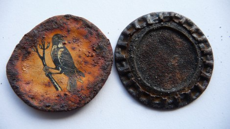 Found objects (rusted) (2)