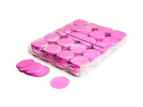 Slowfall FX Konfetti rund pink