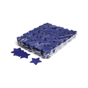 Schritt 2: GIGANT - Slowfall FX Konfetti Stern dunkelblau