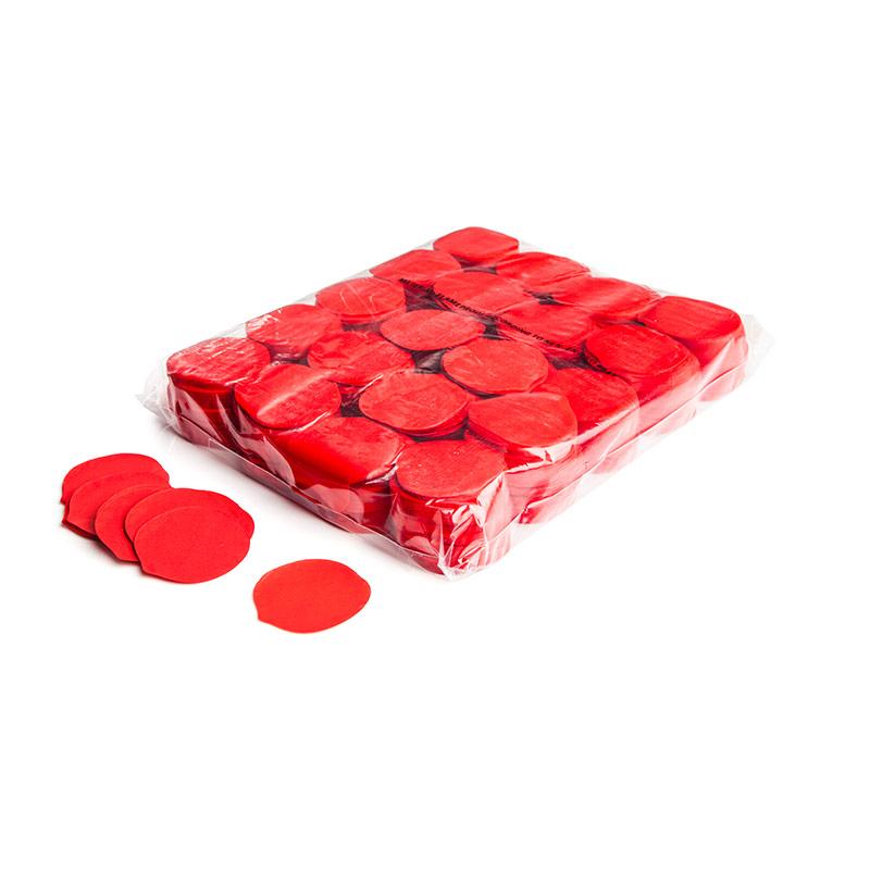 Schritt 2: GIGANT - Slowfall FX Konfetti Rose rot