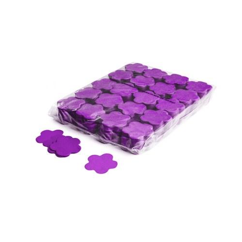 Schritt 2: GIGANT - Slowfall FX Konfetti Blume lila