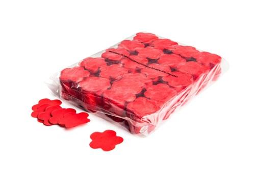 Schritt 2: GIGANT - Slowfall FX Konfetti Blume rot
