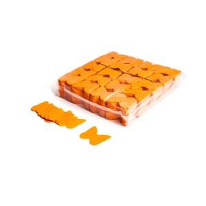 Schritt 2: GIGANT - Slowfall FX Konfetti Schmetterling orange