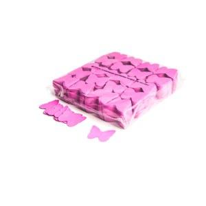Schritt 2: GIGANT - Slowfall FX Konfetti Schmetterling pink