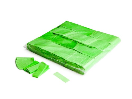 Schritt 2: GIGANT - Slowfall FX Konfetti UV Neon grün