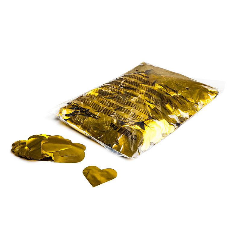 Schritt 2: GIGANT - Glitterdreams FX Konfetti Herz Metallic gold