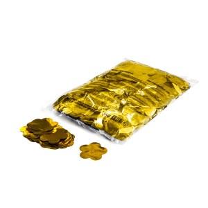 Schritt 2: GIGANT - Glitterdreams FX Konfetti Blume Metallic gold
