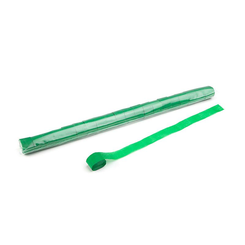Schritt 2: GIGANT - Metallic Streamer dunkelgrün - 20 m x  2,5 cm - 20 Rollen