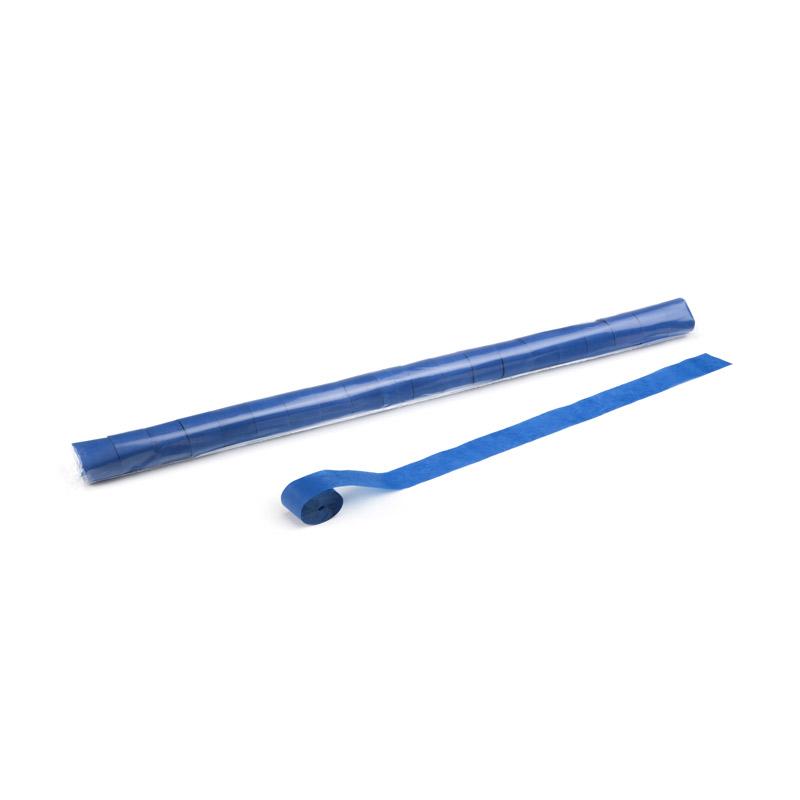 Schritt 2: GIGANT - Metallic Streamer dunkelblau - 10 m x  2,5 cm - 20 Rollen